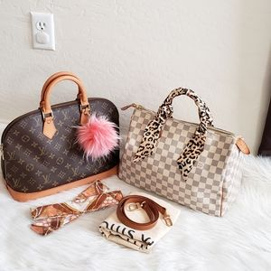 💥FIRM PRICE 💥 TWO AUTH LVS BAGS